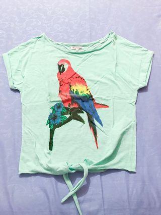 Colorbox Tosca Parrots T shirt
