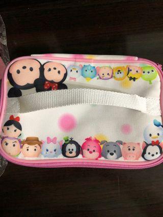 Disney Tsum Tsum 多用途袋 化妝袋