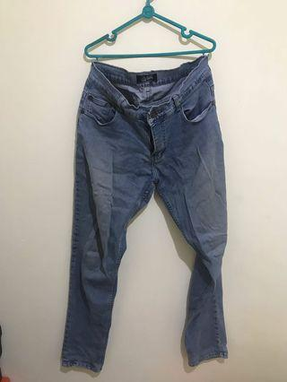 Soft jeans cowo size 34