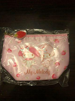 My Melody 小袋 Sanrio Pouch