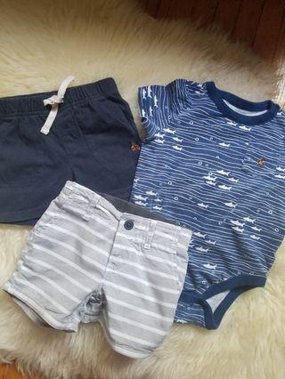 Baby Gap baby clothing lot. Size 6-12mths. Pick up 20 Bay or  Gerrard and main or Yorkville. Selling for $6 each