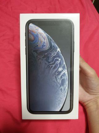 Sealed Brand New Iphone XR Black 128GB