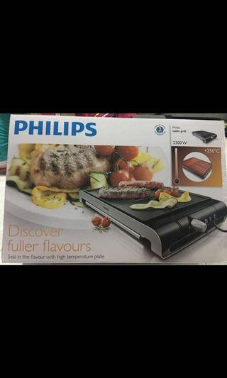 🚚 Philips table grill