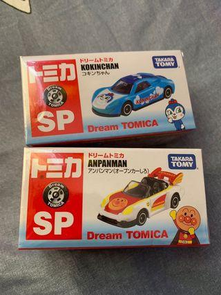Tomica車仔 大阪tomica 限定 一set.