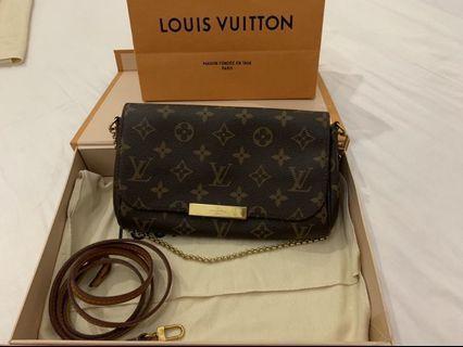 🚚 [FINAL 900$]Louis Vuitton Favourite PM Monogram Bag