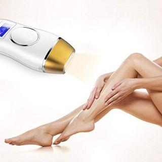 #934) IPL Hair Removal,Permanent Hair Removal 400,000 Flashes LCD Screen Hair Removal with Goggles