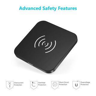 #935) CHOETECH Certified Wireless Charger Pad Anti-Slip