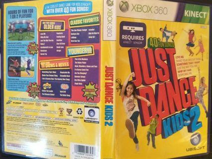 🚚 Xbox 360 Kinect Just Dance Kids 2