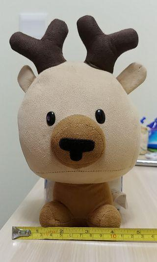 Jungle Deer soft toy 鹿毛公仔