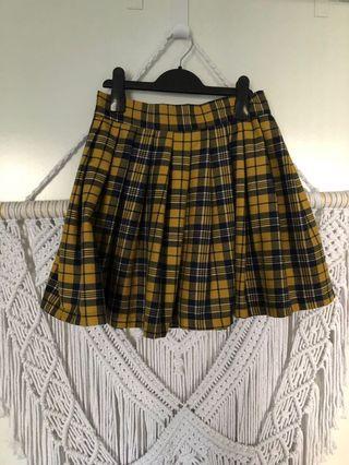 Beginning boutique skirt