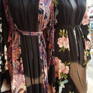 Dubai Floral Abaya(limited period offer)