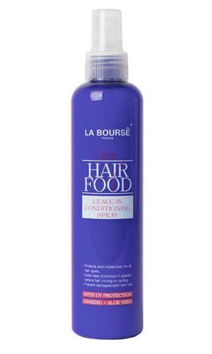 🚚 La Bourse UV Hair Food Leave-in Conditioning Spray