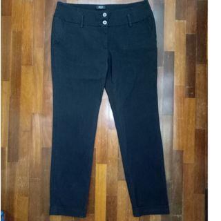 Black pants ladies