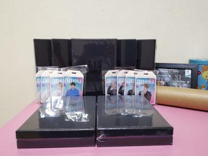 [READY STOCK] BTS WORLD SOUNDTRACK