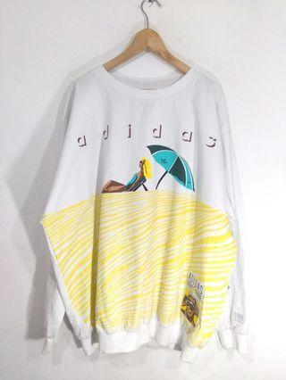 Vintage adidas repro sweatshirts