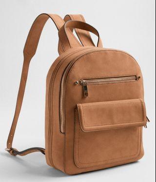 GAP Modern Backpack (Cognac)