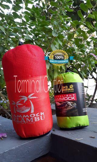Paket Hammock + Hammock Kelambu