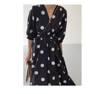 Gig Dress - Black (Size: 10)