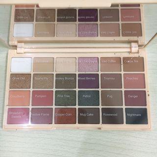 READY STOCK Makeup Revolution Soph X Eyeshadow Palette