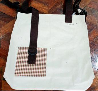 Canvass bag and travel kit