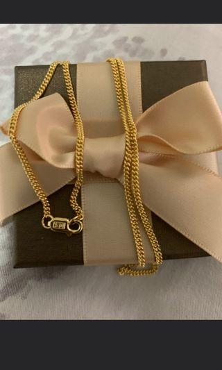 Poh heng 916 Gold Necklace