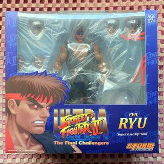 Ultra Street Fighter II(2): Evil Ryu (Storm Collectibles)