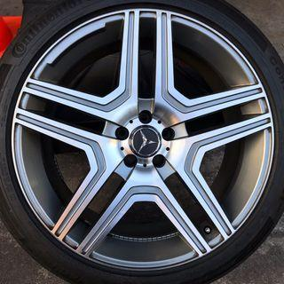 21inch Mercedes R/GLC