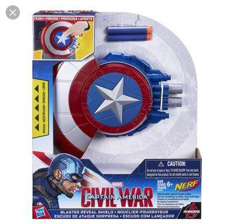 PL Hasbro Captain America Shield