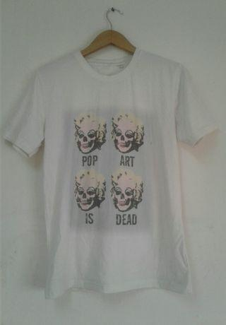 Pop Art is Dead Marilyn Monroe Size M
