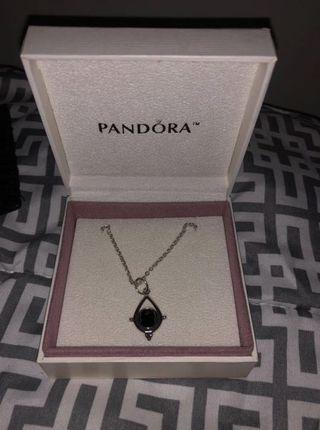 PANDORA Onyx Necklace