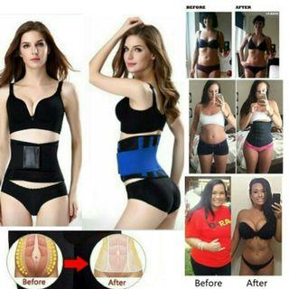 Double Layer Tummy Slimming Belt, Fat Burning, Body Shaper Waist Trainer, Lose Excess Fats, Lose Postpartum baby weight Corset Back Support. Usual :$39.90. Now: $19.90 + FREE Mail Postage!