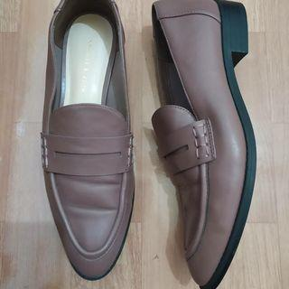 Charles n keith penny loafers
