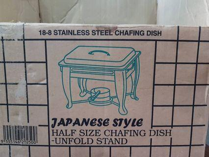 Chafing dishes x 6