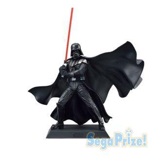 全新日版 - Star Wars Darth Vader Sega Premium figure