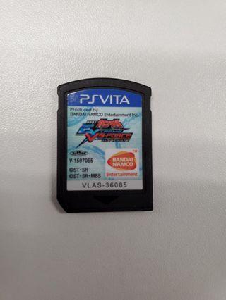 Sony PS Vita Mobile Suit Gundam Extreme VS Force