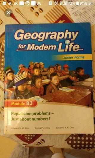 Geography for Modern Life Module B3
