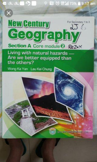 New Century Geography Section A module 2