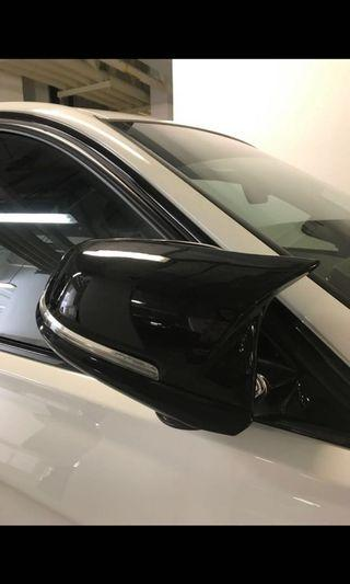 BN BMW winged side mirrors