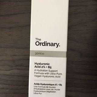 The Ordinary serum