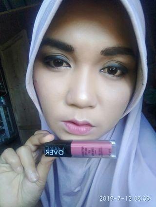 make over lip cream 17
