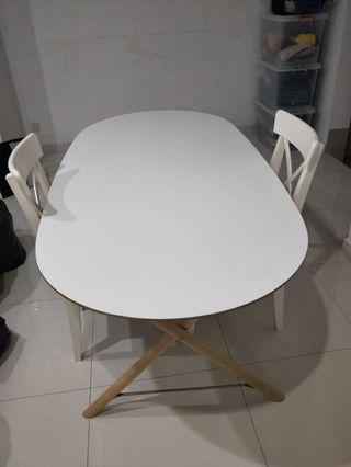 Pre Loved Ikea Dining Table