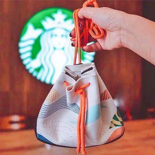 Coming soon ~ Starbucks small dumpling sling pouch