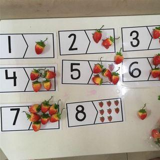 Strawberries counting