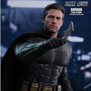 Hot toys Justice League Batman Deluxe 7/12/2017 單