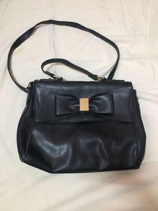 Aldo dainty 2 way handbag