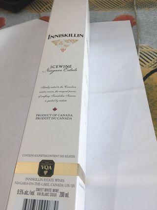 Inniskillin Vidal Icewine  白冰酒20ml