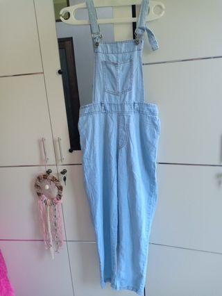 Overall Jeans denim
