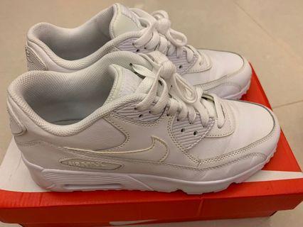 🚚 可議價Nike Air Max 90 白