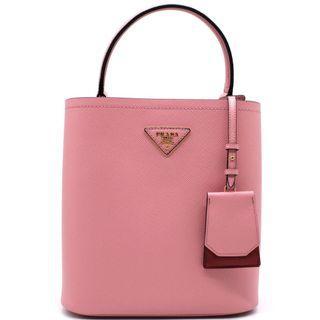 PRADA Panier Medium Bag