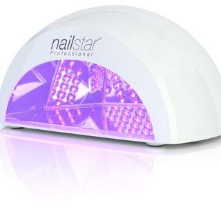 🚚 #948) NailStar® Professional LED Nail Dryer Nail Lamp for Gel Polish with 30sec, 60sec, 90sec and 30min Timers